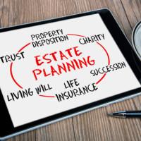 Planning estate