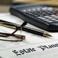 A document of estate planning