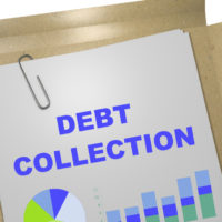 Debt collection file
