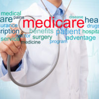Dr. and Medicare sign