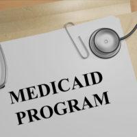 Medicaid program folder