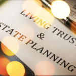 Page that reads Estate & Trust