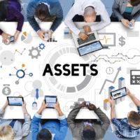 Assets sign