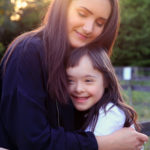 Mother with special needs daugther
